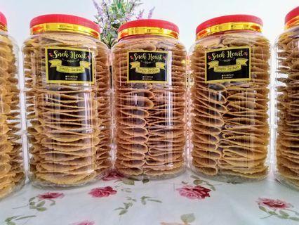 🚚 Kuih Kapit Homemade Traditional Recipe