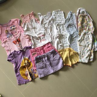 $6 for 3-4 year old bundle cloths