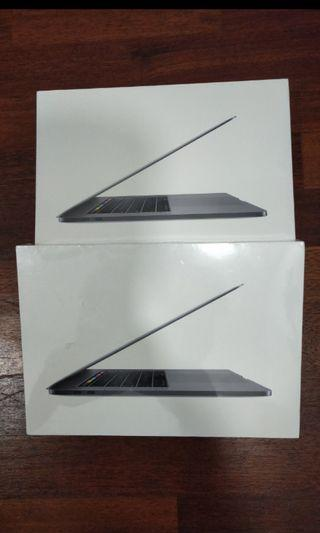 """MacBook Pro 13"""" 8gb/512gb 2018 Touch bar  7199 RM only"""