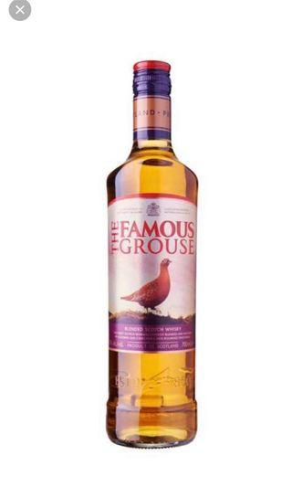 🚚 The famous Grouse