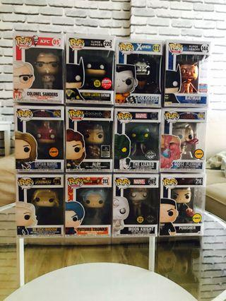 Funko Pop! Downsizing sale
