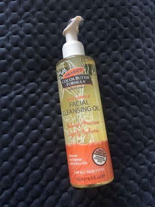 Palmers cleansing oil