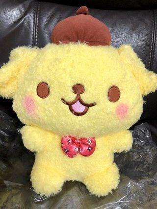 Sanrio 正版全新 煲呔仔 布甸狗 禮物