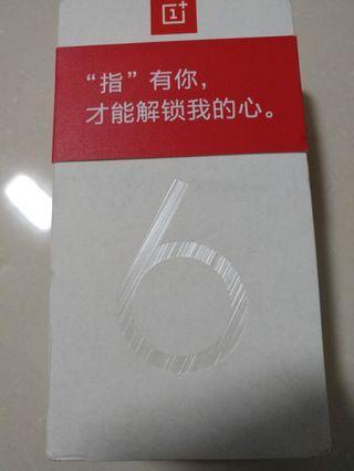 [BNIB Black] OnePlus 6T Export Set: 6gb + 128gb