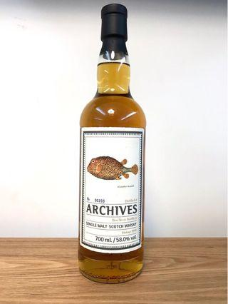 Archives Ben Nevis Single Malt Whisky