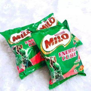 Milo Cubes