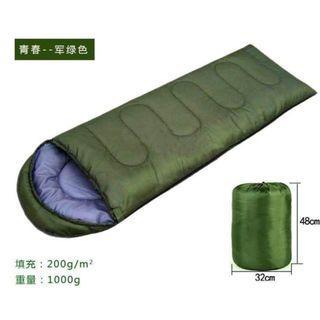 10NOP/C0*J SK💥 现货 ✨买一送一 (买) 信封式野营睡袋 x 1件 (送) 不锈钢迷你 11合1 生存工具 x 1件.