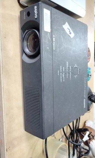 Sanyo / Hitachi Projector for sale @$180 Each