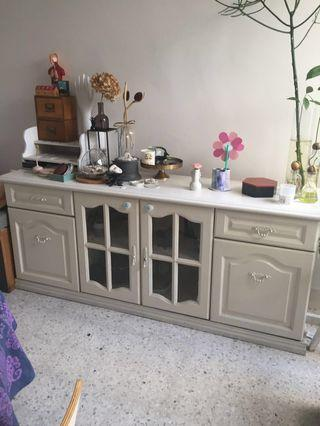 Vintage sideboard #rayahome