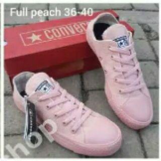Converse Full Pink Peach