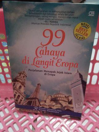 Novel dijual untuk donasi