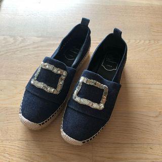 Roger Viver espadrille 草鞋