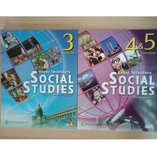 Social Studies Textbooks