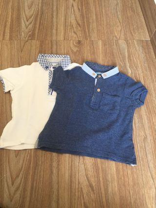 Gingersnaps T shirt for boy 6-12 months