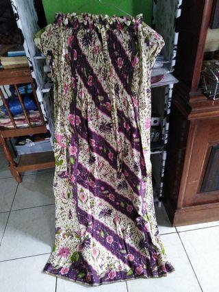 #MAUVIVO dress batik