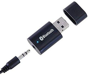 JUSTOP Bluetooth Stereo Audio Receiver, Universal Music Adapter For Speakers/Car stereo/Music Sound System (BTR003)