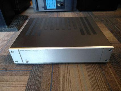 Musical Fidelity A3.2 CR Dual Mono power amplifier