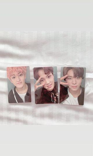 NCT PAPER TOY PHOTOCARD
