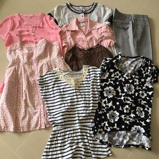 $6 for all ladies office wear bundle