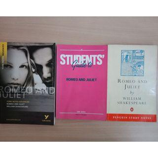 Literature Guides to Romeo and Juliet