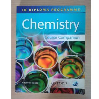 IB Chemistry Book Oxford