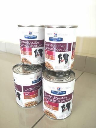 Hill's i/d  Digestive Care Dog Food