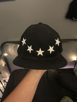 40oz NYC Snapback Cap (Five Stars)
