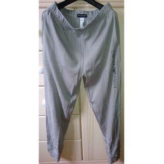 全新 EMPORIO ARMANI jogger pants 彈性束腳褲 #MTRtaiwai