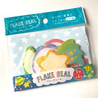 日本直送 貼紙set