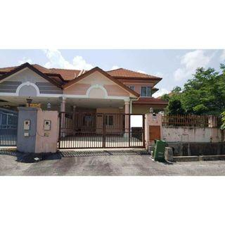 Double Storey Semi D Bukit Istana Indera Mahkota 10 Kuantan RENOVATED (WELL MAINTAINED)