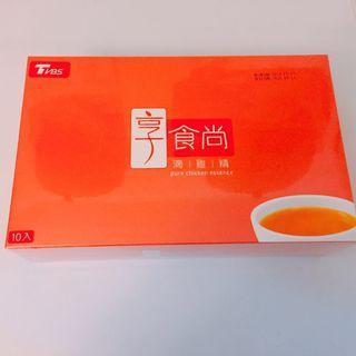 享食尚滴雞精10入(45ml/入)一盒
