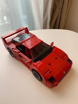 F40 Lego Creator