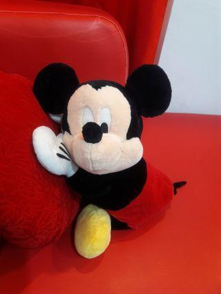 Mickey Mouse Soft toys Pre-loved Original Sega Toys