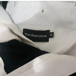 Celana bahan The Executive, muluuus