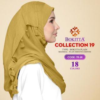 Bokitta Smooth collection 19 Voila