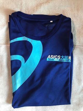 Asics 大埔半馬 2017 T-shirt Mens Size L