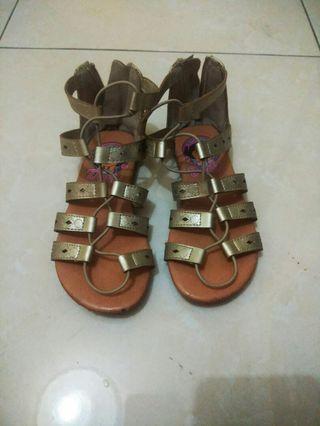 Sepatu sendal anak perempuan dora payless