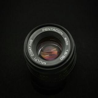 Pentacon 50mm 1.8 - Sony Fuji Olympus