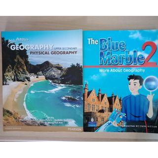 Secondary Geography Books
