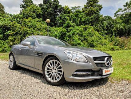 Mercedes-Benz SLK200 BlueEfficiency 7G-Tronic Auto