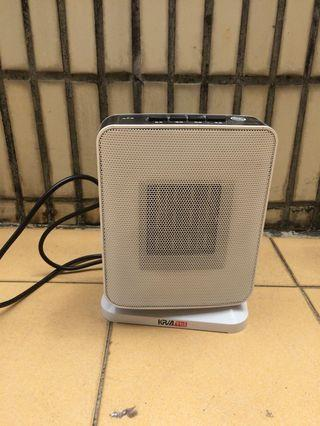 🚚 KRIA heater 可利亞 電暖器 小型電熱器 功能正常