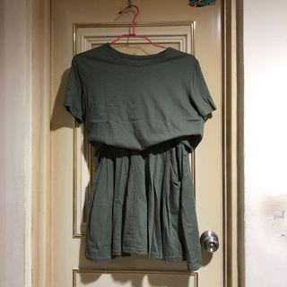 全新正韓套裝(綠)