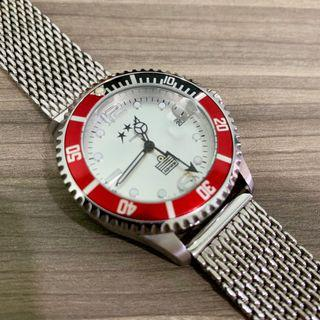 Admiral Aquastar 200M Quartz Watch