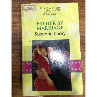 E20. Father by Marriage by Suzanne Carey