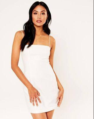 Glassons Linen Dress – Off white colour