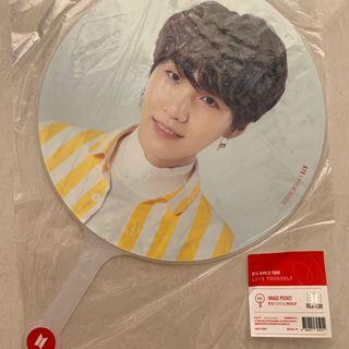 BTS LYS OFFICIAL MD SUGA INAGE PICKET