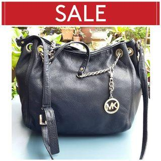 💥 RAMADHAN SALE 💥 AUTHENTIC MICHEAL KORS GENUINE LEATHER BAG