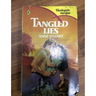 E24. Tangled Lies by Anne Stuart
