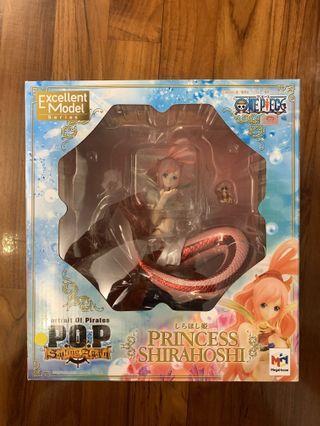 全新行版 POP 白星公主 Shirahoshi One Piece 海賊王 Megahouse Sailing Again