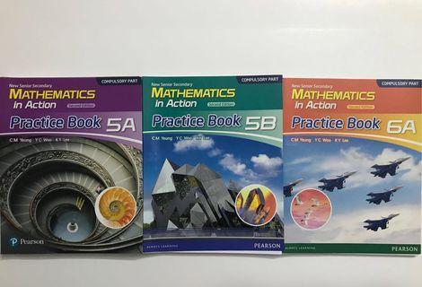 NSS Mathematics in Action Practice Book [DSE數學]